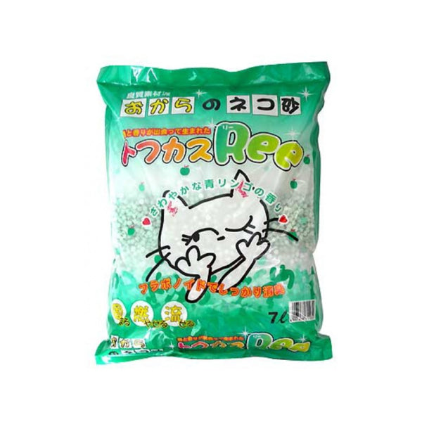 Tofu Cat Litter - Apple Scent, 7L