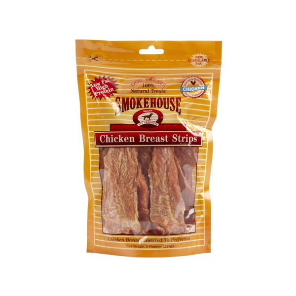 Chicken Breast Strips Weight : 8oz