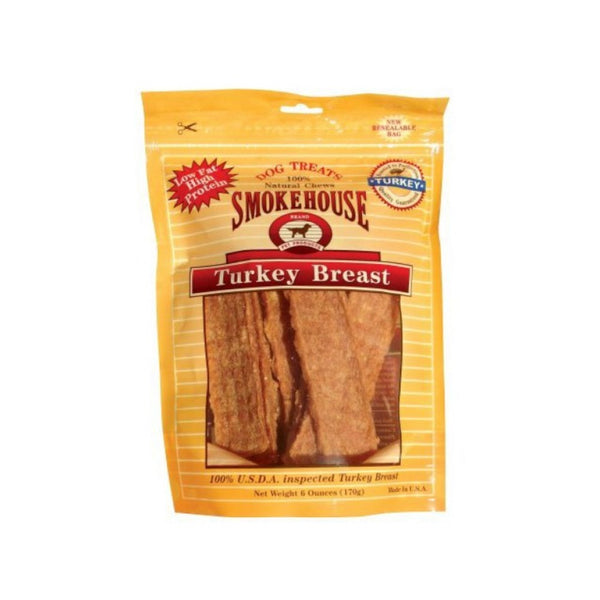 Turkey Breast Strips Weight : 6oz