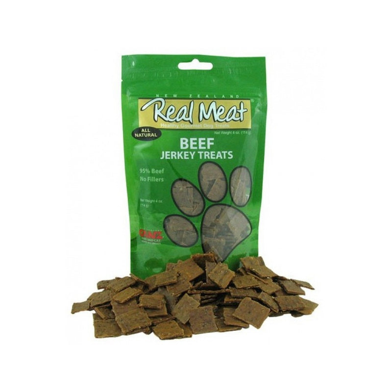 All Natural Jerky Treats - Beef, 4oz