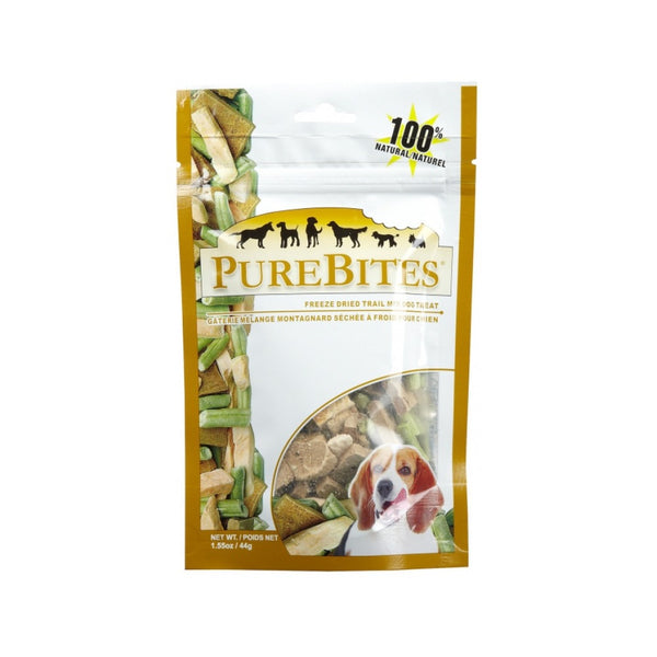 Freeze-Dried Treats - Trail Mix Weight : 1.55 oz
