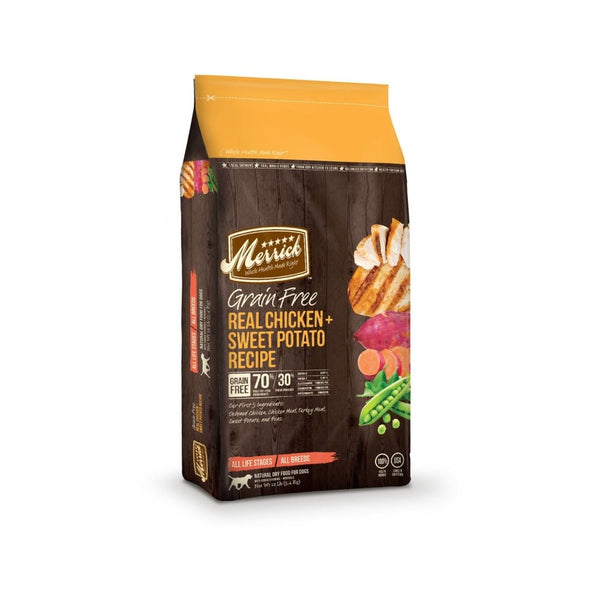 Grain-Free Real Chicken & Sweet Potato, 10lb