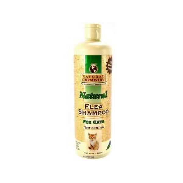 Natural Flea Shampoo for Cat