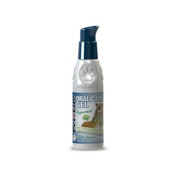 Oral Care Gel (Peppermint Flavored) Weight : 4oz
