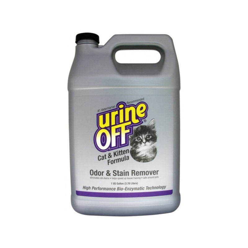 Cat & Kitten Stain & Odor Sprayer, 16oz / 500ml