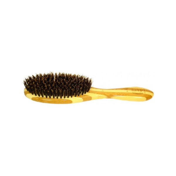 Firm Boar Bristle Brush, Medium