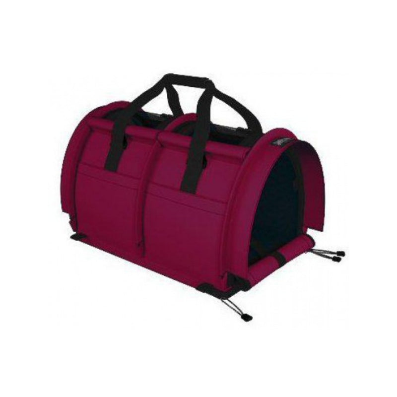 SturdiBag Flex-Height Carrier Large Color: Bordeaux