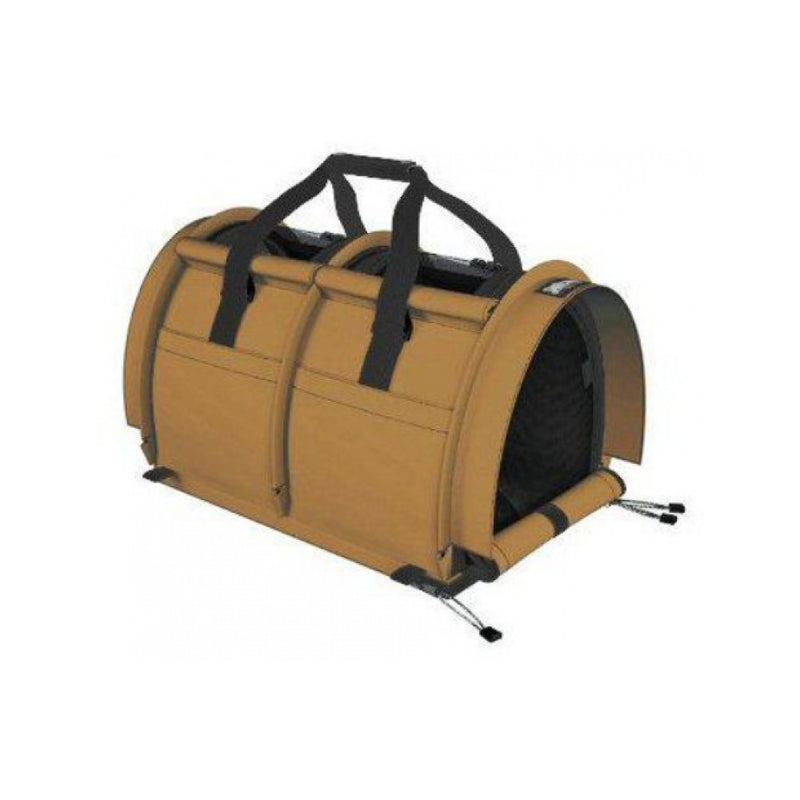 SturdiBag Flex-Height Carrier Small Color: Smoke