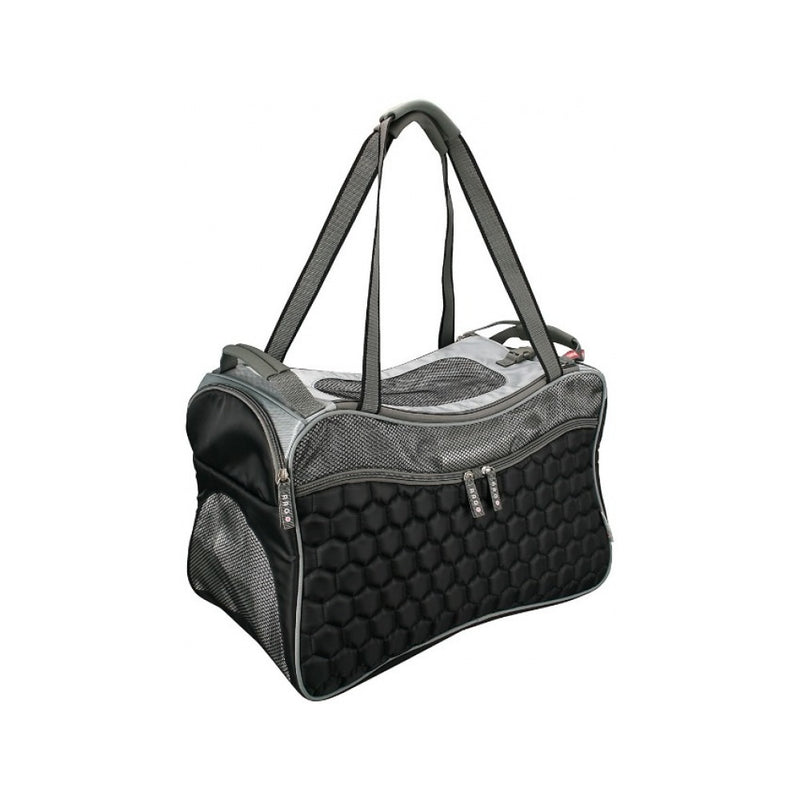 "Argo Petagon Airline Approved Carrier, Color: Black, 13""(21"" x 12"" x 11"")"