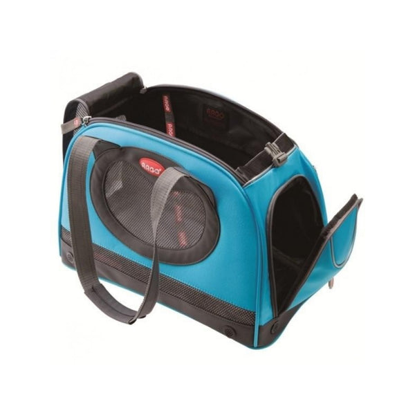 Argo Petaboard Airline Approved Carrier, Color Green, Medium