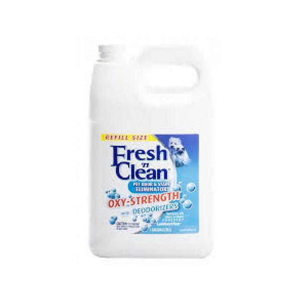 Fresh 'n Clean Oxy-Strength Pet Odor & Stain Eliminator, 1 Gallon