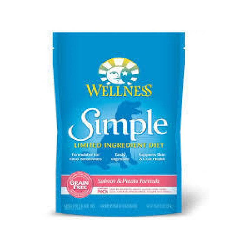 Simple Solution - Salmon & Potato Formula Grain free, 24lb