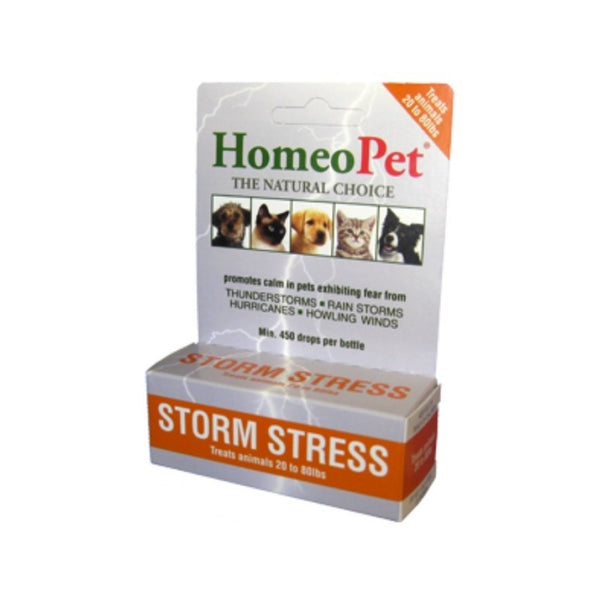 Storm Stress for Dogs & Cats Size : under 20 lbs