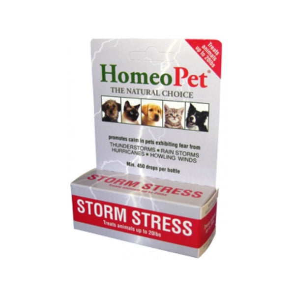 Storm Stress for Dogs & Cats, under 20 lbs
