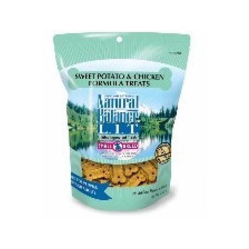 Sweet Potato & Chicken Formula Treat Weight : 8oz