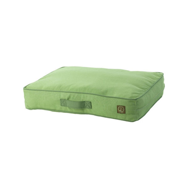 Siesta Pillow Bed, Color Green, Medium