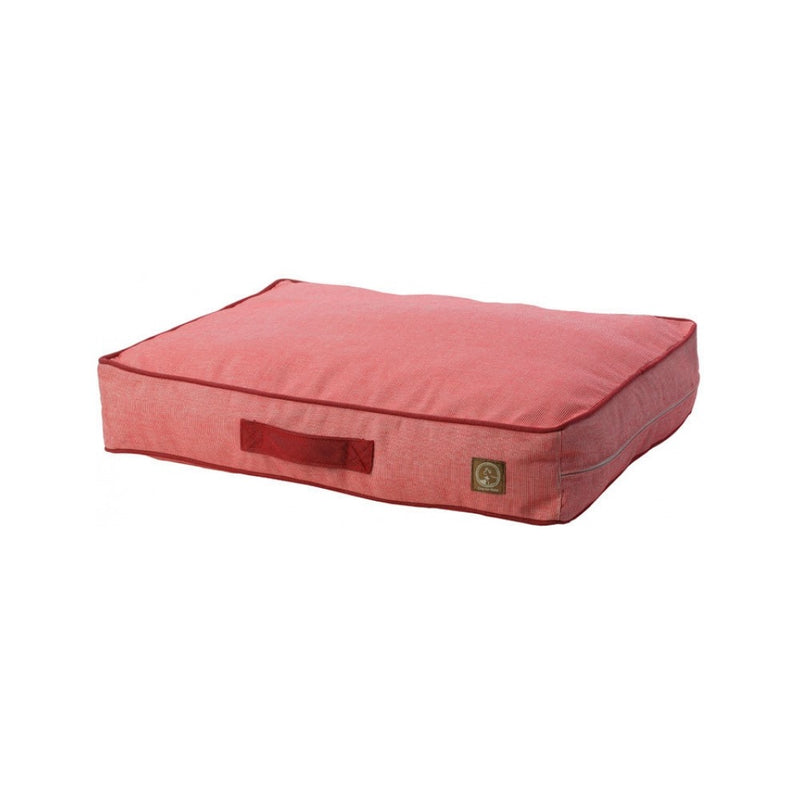 Siesta Pillow Bed, Color Red, Medium