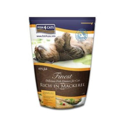 Finest Fish 4 Cats - Mackerel, 1.5kg