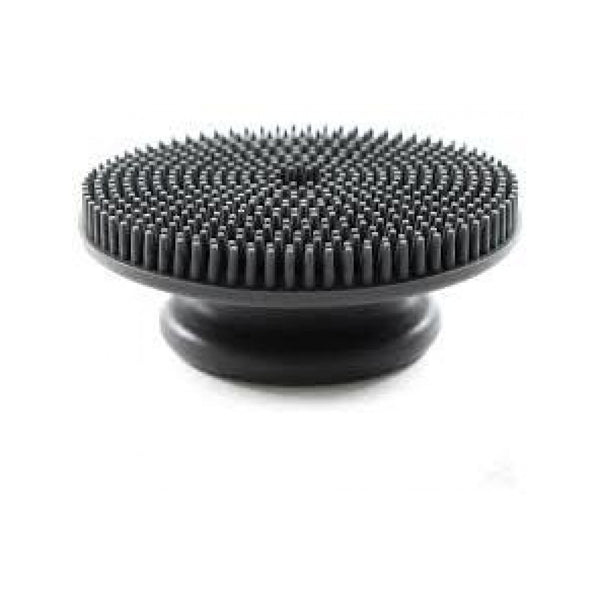 Rubber Grooming Brush - Le Salon Essentials Colour : Grey