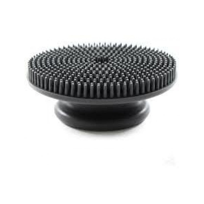 Rubber Grooming Brush - Le Salon Essentials Colour, Color: Grey