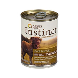 Instinct Duck Formula, Grain-Free for Dogs, 13.2oz