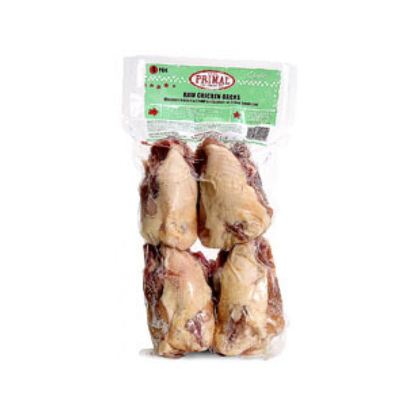 Raw Meaty Bones - Chicken Backs, 4 pack