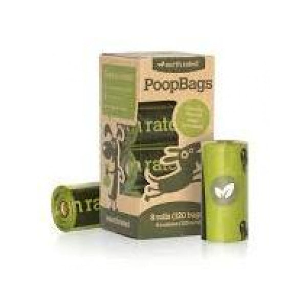Poop Bags Refill Roll, 8 Unscented