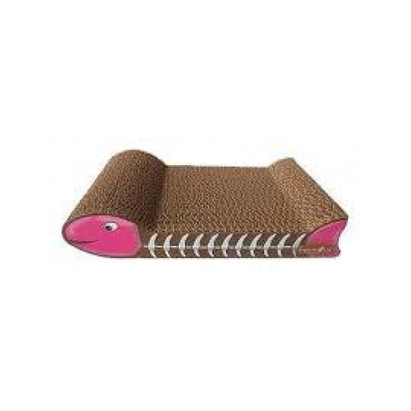 Fish Bone Scratcher, Color Assorted, Double Colour