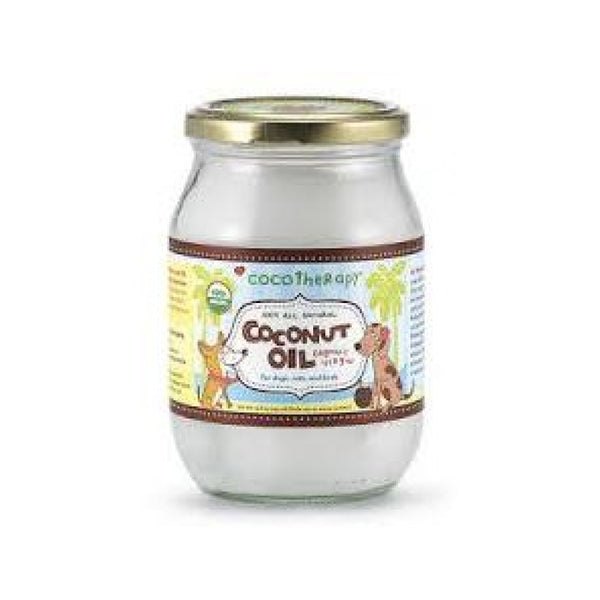 Organic Coconut Oil Capacity, 473 ml