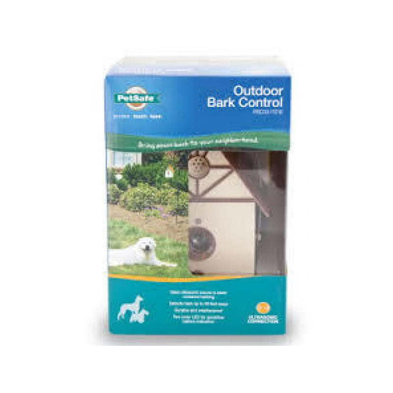 Bark Control Ultrasonic correction Box, Outdoor Bark Control