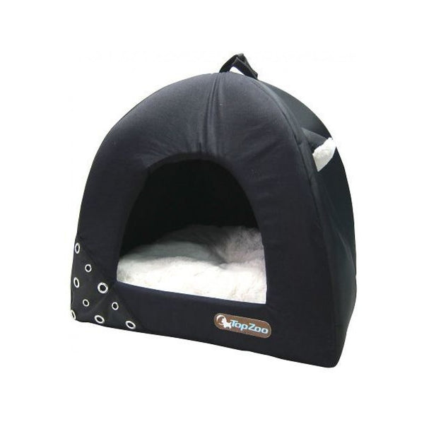 Tipicat Punk Bed for Cats, Color Black, Large