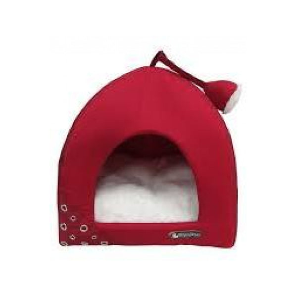 Tipicat Punk Bed for Cats, Color Red, Large