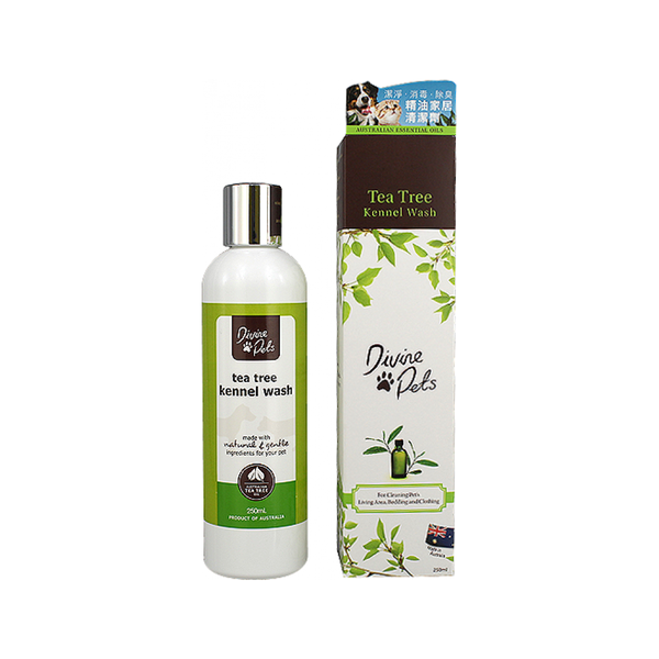 Tea Tree Kennel Wash Size : 250ml