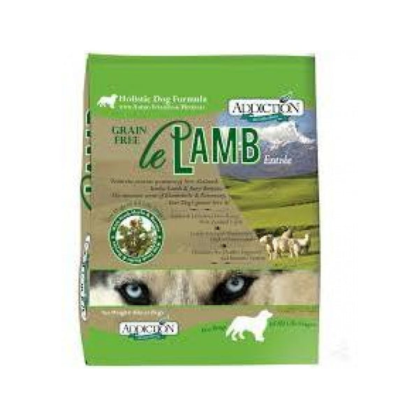 Le Lamb Grain-Free for Dogs Weight : 4lb