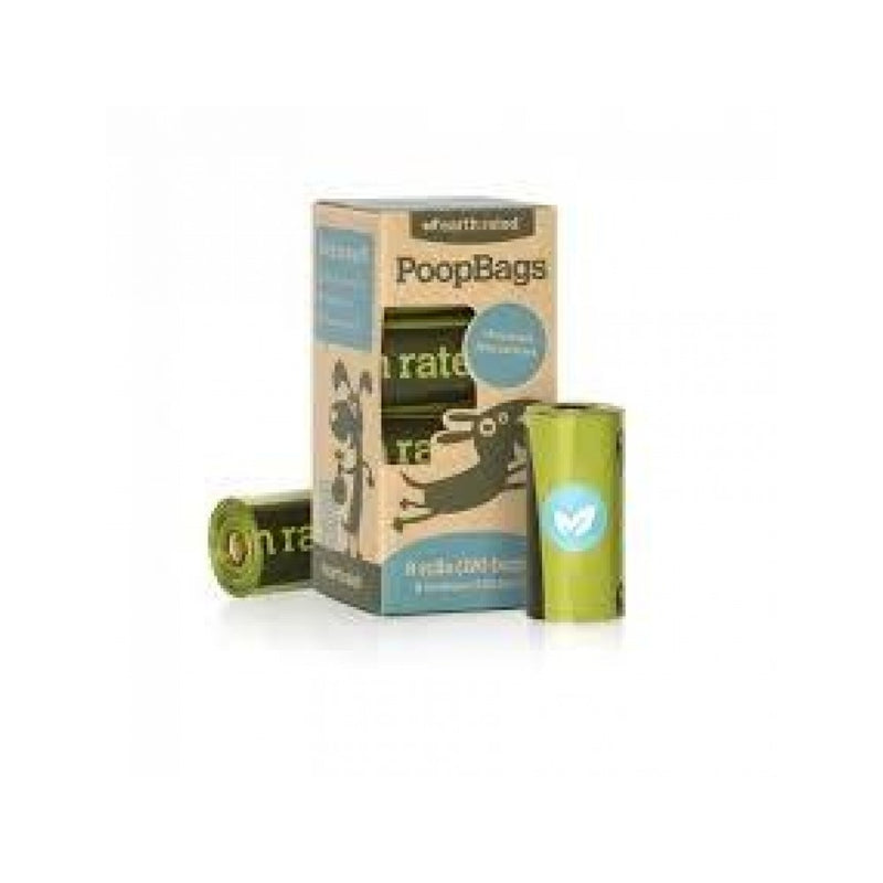 Degradable Poop Bags Refill Roll, 8x Unscented