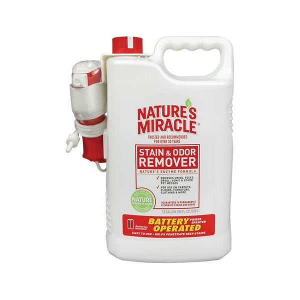 Stain and Odor Remover, 1.5 gallon