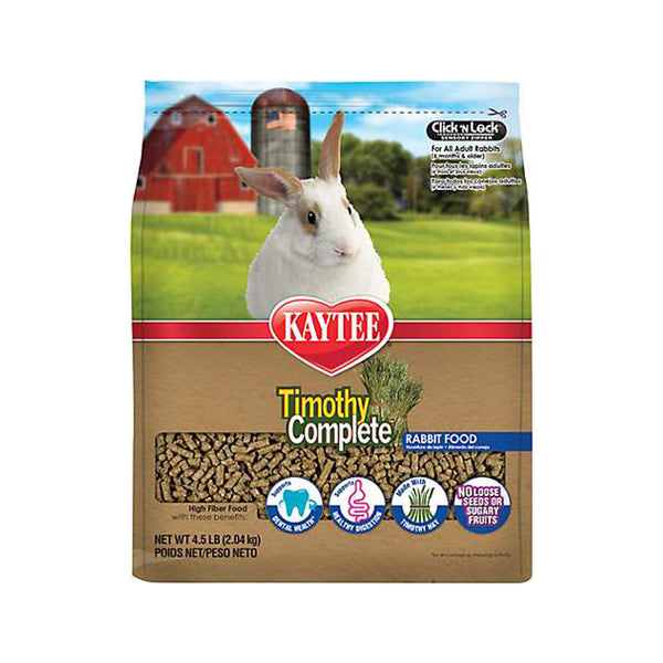 Timothy Complete Rabbit 4.5lb
