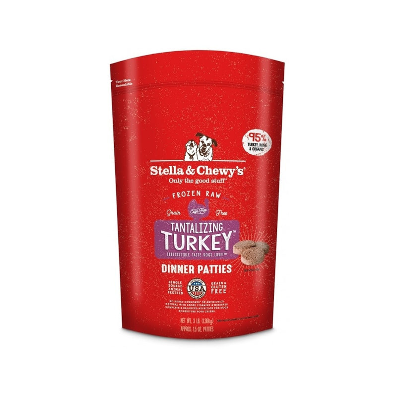 Frozen Dinner Turkey, 3lb
