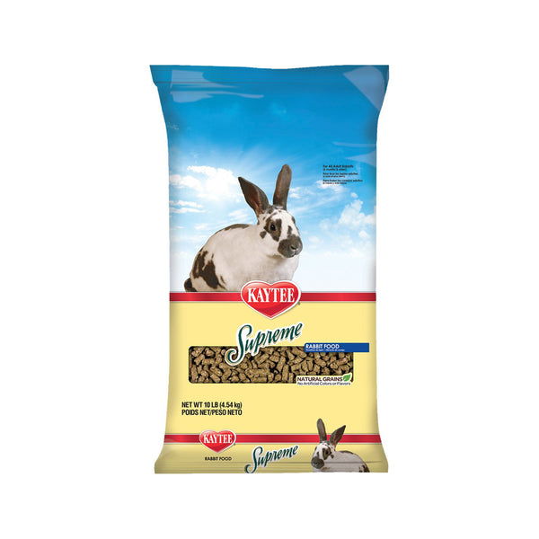Supreme Rabbit Food 25lb