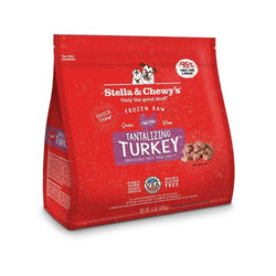 Frozen Morsels Turkey for Dogs, 4lb