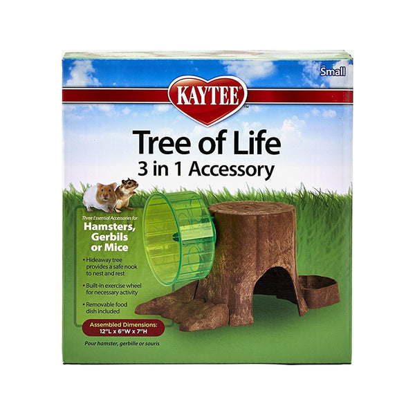 Kaytee Tree of Life 3-in-1 Accessory - Small