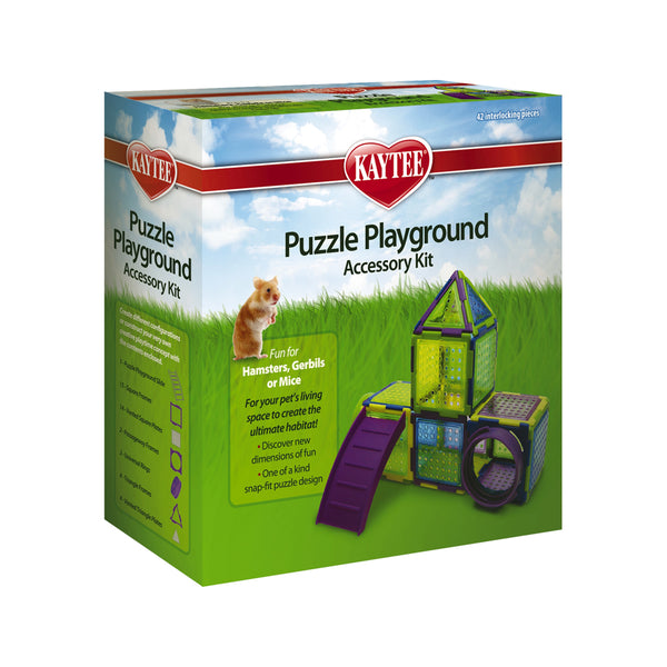 Puzzle Playground 42 Pieces