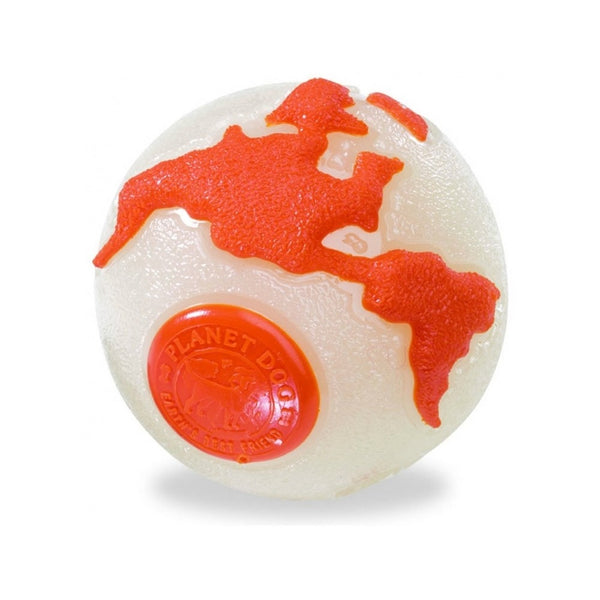 Orbee-Tuff Balls, Color Glow/Orange, Small
