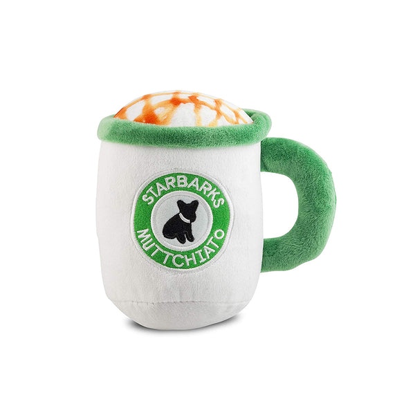 Starbarks Muttchiato Coffee Cup Toy