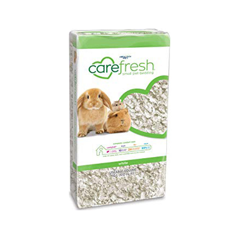 Carefresh Small Animal Bedding, 10L/White