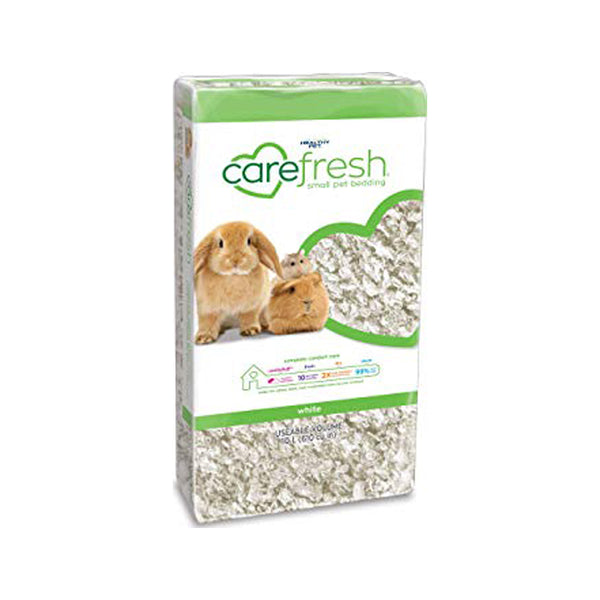 Carefresh Small Animal Bedding, 50L/White