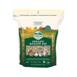 Organic Meadow Hay 40oz
