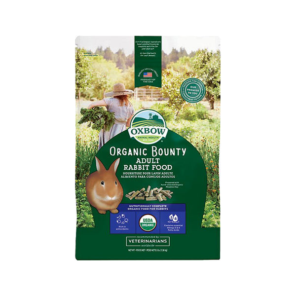 Organic Bounty Adult Rabbit Food 3lb