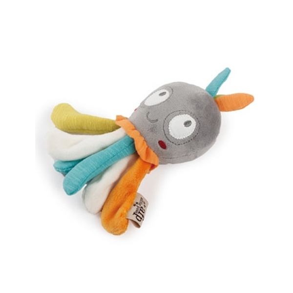 Pups Octopus Plush Toy
