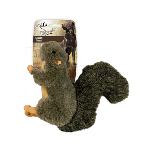 Classic Squirrel Plush Toy, Small